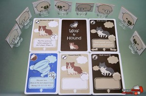 wolf & hound game cards