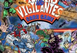 Villians Vigilantes Box Cover