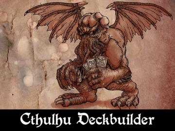 cthlulu deckbuilder kickstarter