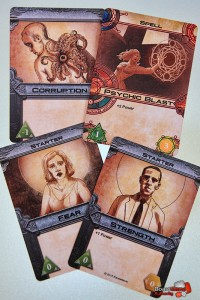cthulhu deckbuilder starter cards