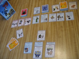 ready check card game