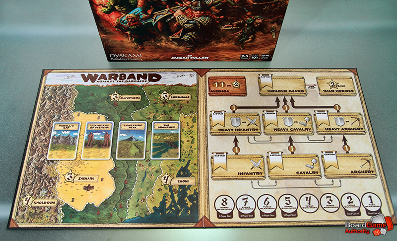 warband against the darkness game
