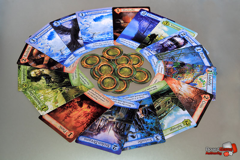karmaka game cards