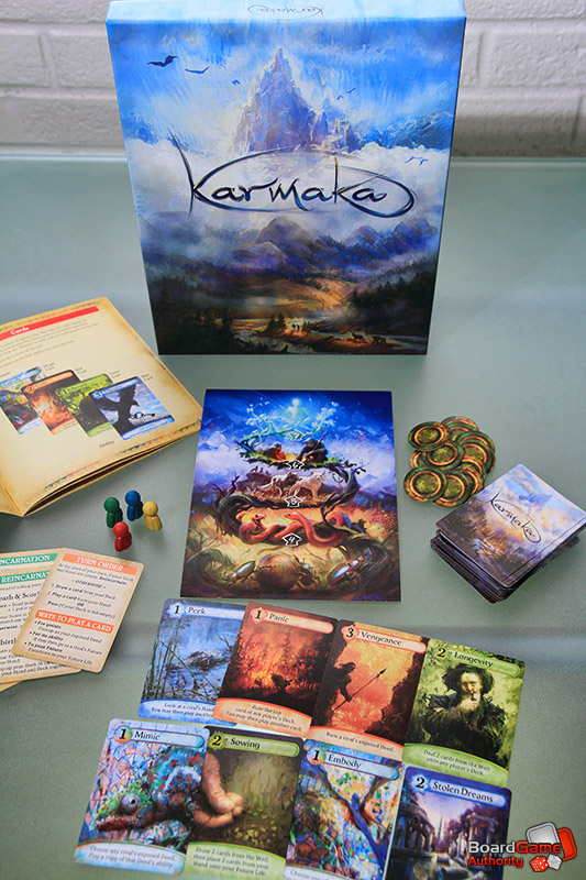 karmaka kickstarter game