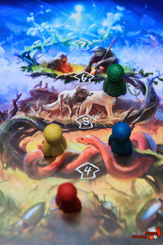 karmic ladder karmaka board game