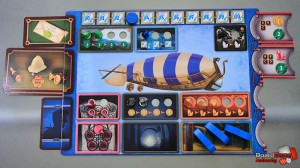 steam time airship player board