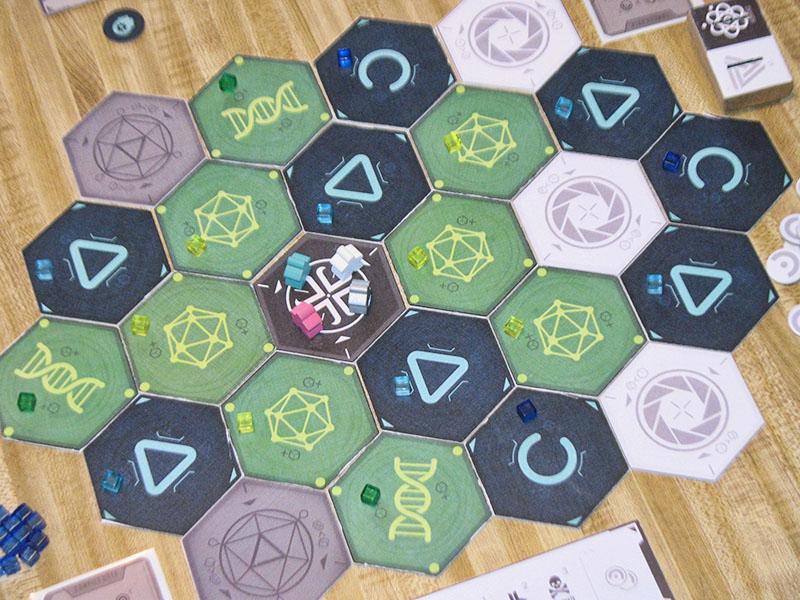 Emergence kickstarter game