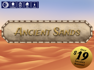ancient sands game kickstarter