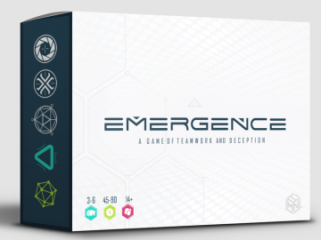 emergence board game
