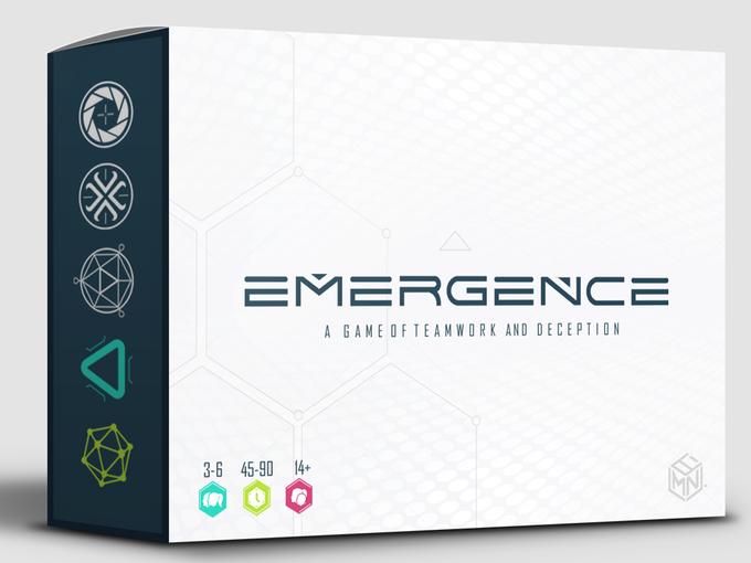emergence board game