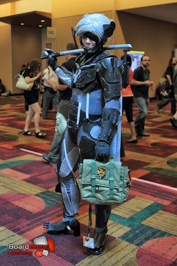 Raiden Metal Gear Solid