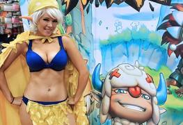 krosmaster arena cosplay