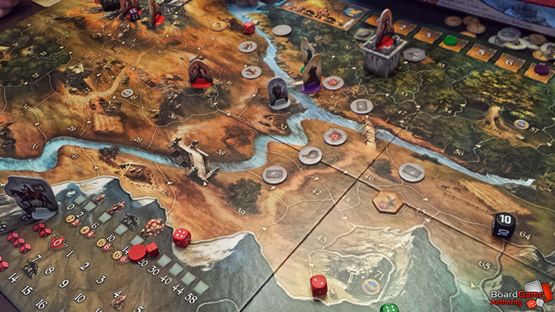 legends of andor game