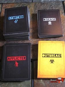deathwish card types