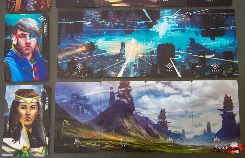 entropy card game character worlds