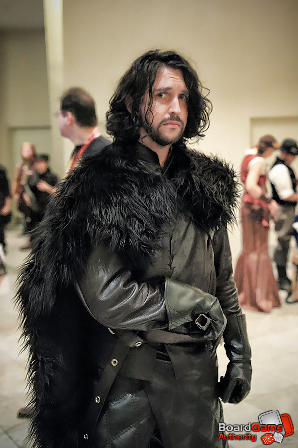 jon snow game of thrones cosplay