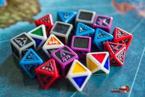 war of kings custom dice