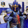 Gamelyn Games Knight Cosplay