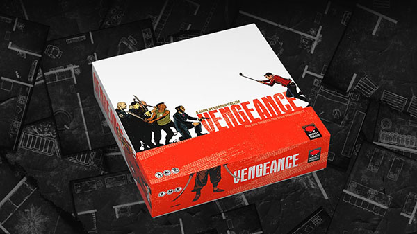 vengeance kickstarter