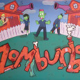 zomburbs game box cover