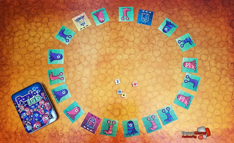 panic lab card game