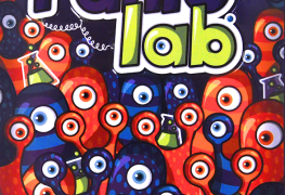 panic lab game