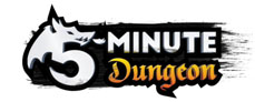 5 minute dungeon logo
