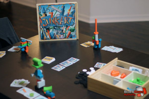junk ar -board game
