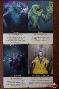 necronomicards summon cards