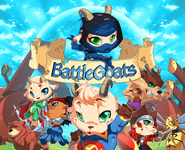 battlegoats card game