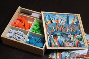 junk art game