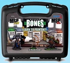 reaper learn to paint set