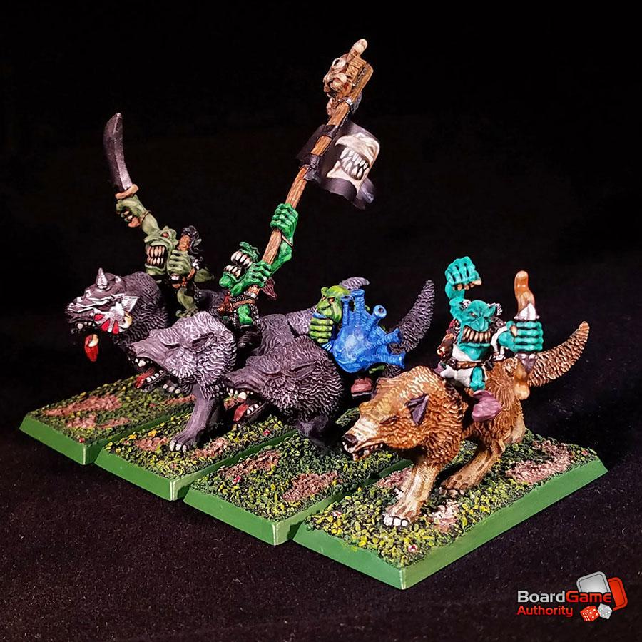 goblin wolf command
