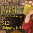 claim gold nugget