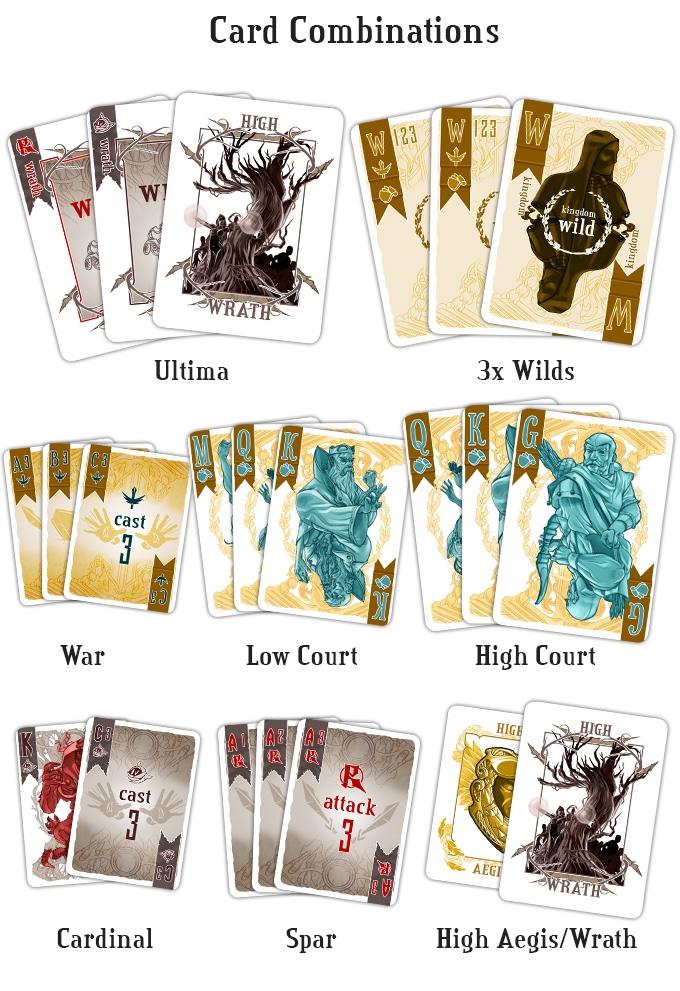 Omen Quest Kickstarter Game