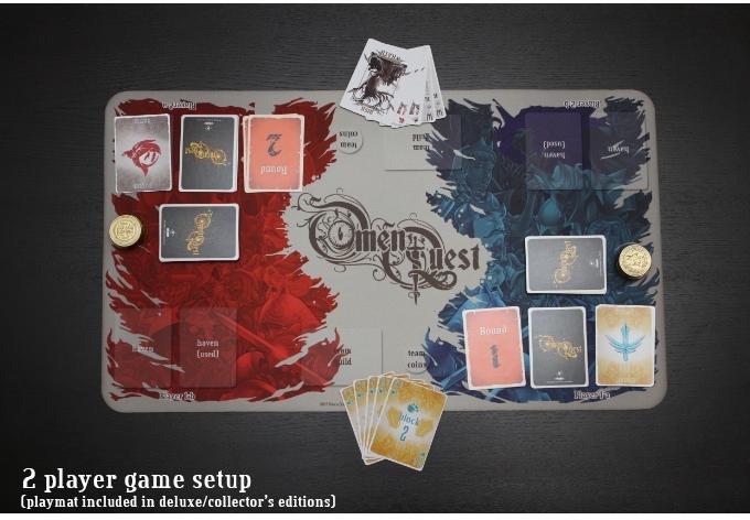 Omen Quest Kickstarter