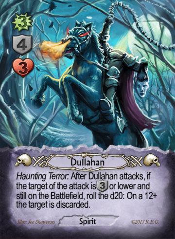 Dullahan - Armor & Ash