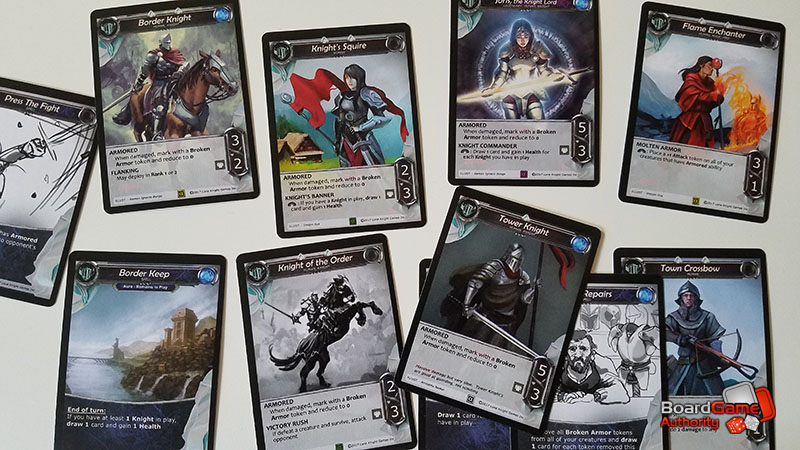forged realms card game
