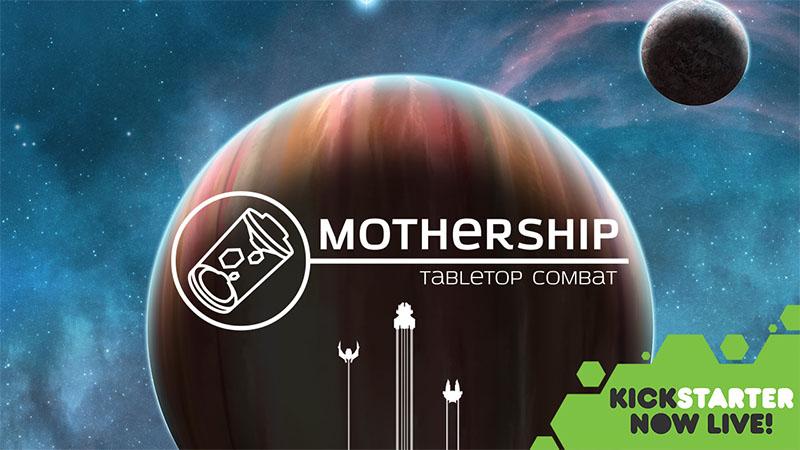mothership game