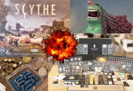 scythe game kingdom death monster
