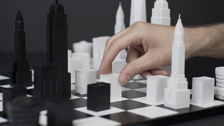 Skyline Chess NY