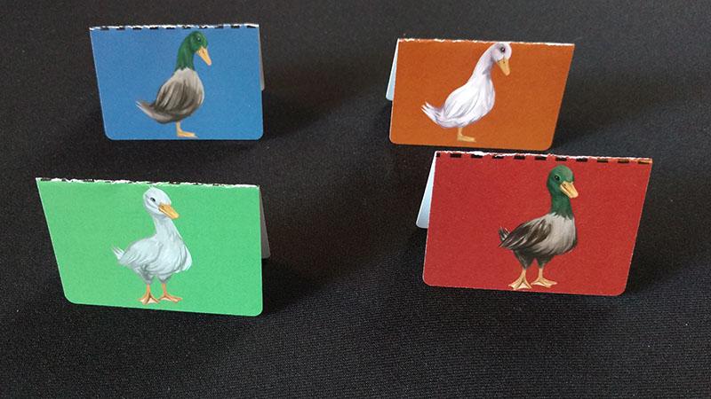 ducklings board game