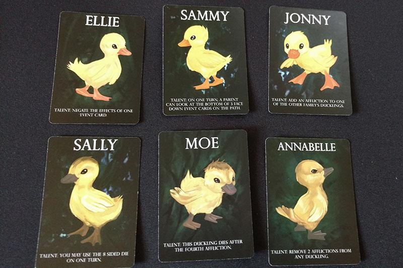 ducklings game