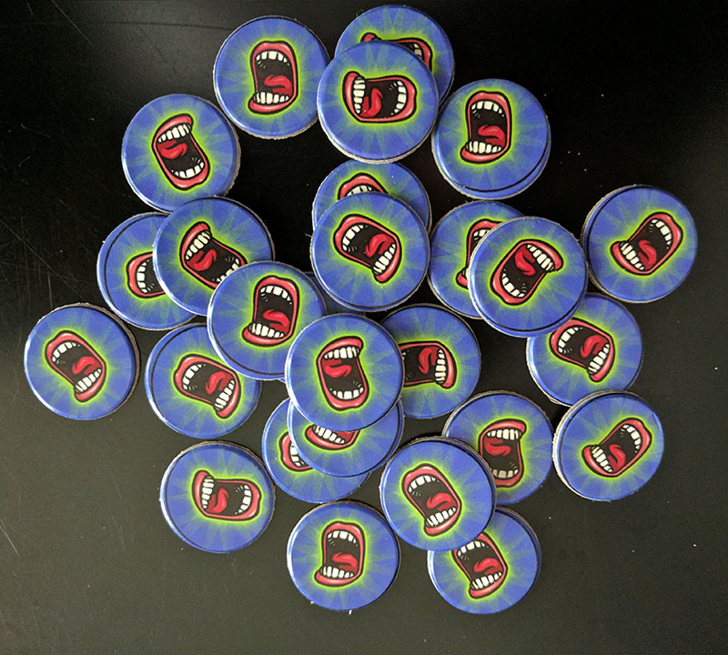 scream or die scream tokens