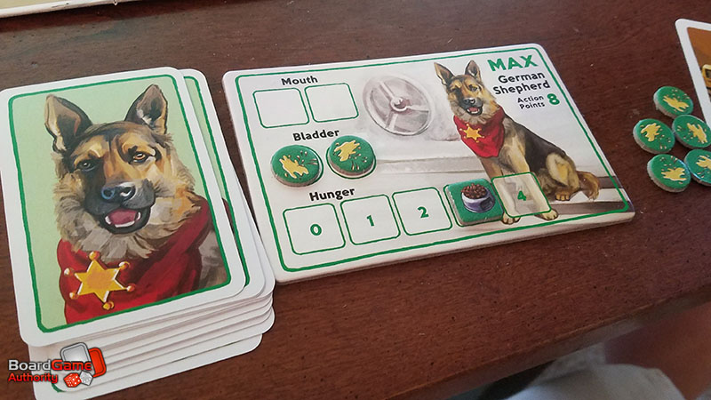 a dog's life board game max