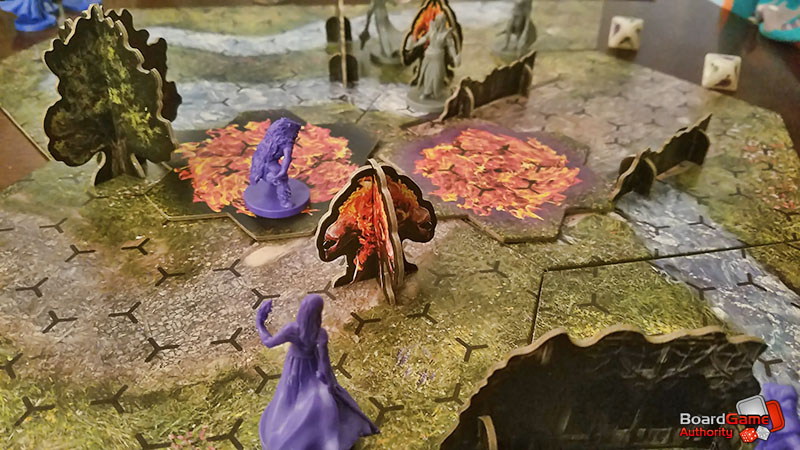 incantris magic battle board game