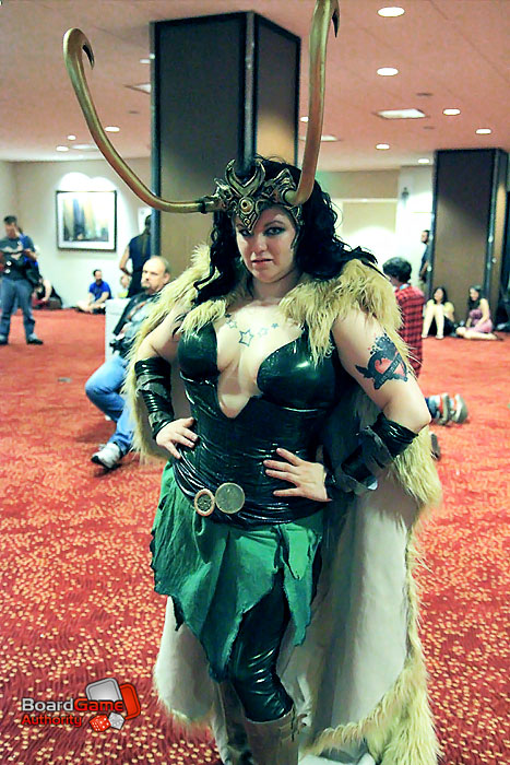 loki cosplay marvel