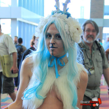 gen con cosplay nature spirit