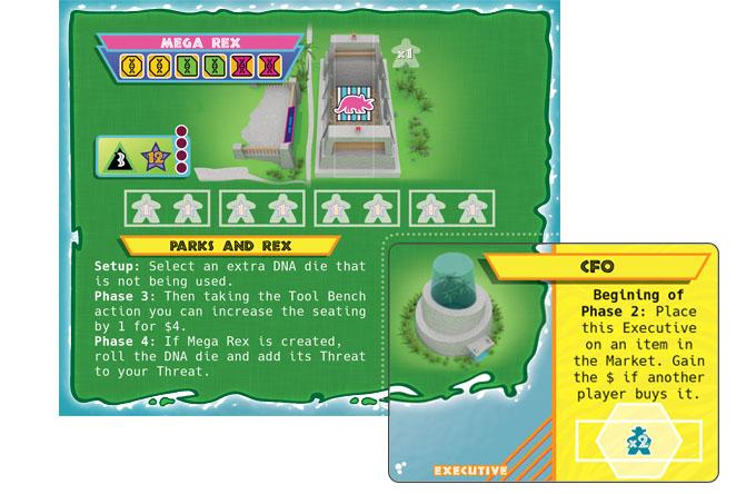 dinosaur island kickstarter game