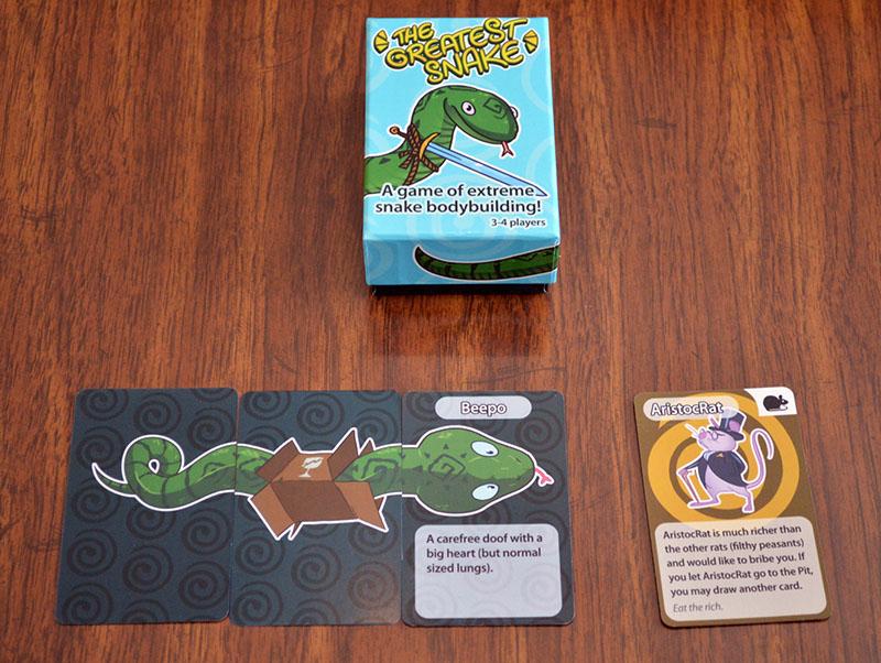 greatest snake kickstarter